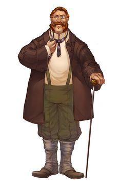 Character1 by Kira-Mayer on DeviantArt