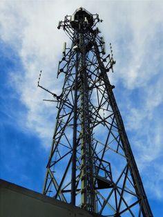 Communications mast Guisborough