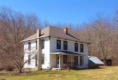 1890 Italianate - Shade, OH - $150,000 - Old House Dreams