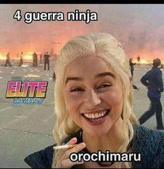#naruto #anime #orichamaru #memes #games #jogos Anime Meme, M Anime, Otaku Meme, Funny Anime Pics, Anime Kawaii, Boruto, Naruto Uzumaki Shippuden, Shikamaru, Naruto Comic