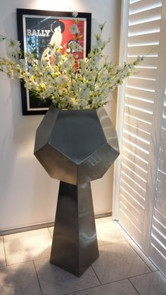 88Urban Style - Stainless Steel Planter - Dare to be Different?, $544.73 (http://www.88urbanstyle.com.au/stainless-steel-planter-dare-to-be-different/)