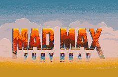 8-BIT MAD MAX FURY ROAD VEHICLES