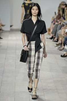 Michael Kors Spring 2015 Show | New York Fashion Week | POPSUGAR Fashion