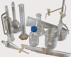 BioLâmina: Vidrarias de Laboratório