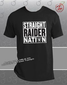 50dac100 Custom Design Shirts, Raider Nation, School Shirts, Raiders, Teacher Gifts,  School