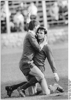 Frank Rohde - Nationalspieler der DDR