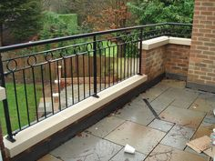 From our short budget range and our tall premium range through to our London style traditional Victorian railings, all of our railings come with any form of embellishment such as hand rails, metal gates, wrought iron balusters and balustrades and period railing heads.
