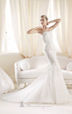 La Sposa IKERNE Dress - MissesDressy.com