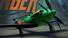 Takeoff Tuesday: Soar the skies with racing world-champion, Ripslinger! Watch: http://di.sn/fHj