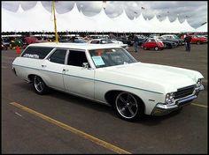 Chevy Wagon (when i say pop it, pop it)