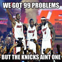 #NBA #99Problems