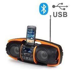 Radio MP3 Bluetooth AudioSonic RD1548 8713016015488