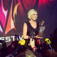 EUROVISION ADDICT: Sweden 2014: SANNA NIELSEN!