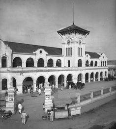 El Ferrocarril en Mérida. – El Blog de Mérida en la Historia