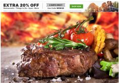Groupon Canada Offers: Save an Extra 20% Off Local Deals With Promo Code http://www.lavahotdeals.com/ca/cheap/groupon-canada-offers-save-extra-20-local-deals/228234?utm_source=pinterest&utm_medium=rss&utm_campaign=at_lavahotdeals