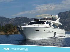 Your life aboard awaits! Browse: 2007 Ferretti 780 in Turkey. £1,267,825.