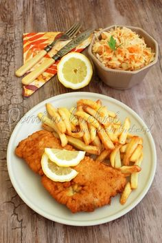 Polish Recipes, Baked Salmon, Fish Dishes, Risotto, Food And Drink, Menu, Tasty, Dining, Chicken