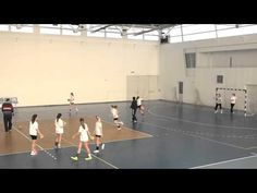 Cooperation of Back Court Players in Offence by Monique Tijsterman