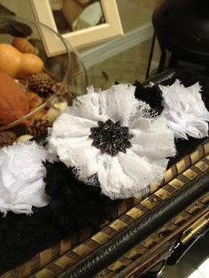 Black Tie Garter by LolaBridalDesigns on Etsy, $20.00