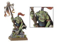 Orcs & Goblins Goblin Shaman