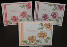 Simply Sara Stampin': Stampin' Up! ~ Penned & Painted with Sympathy