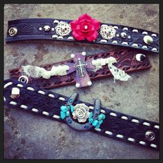 Leather cuff bracelets! Www.facebook.com/jessesjewelz2