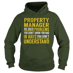 Property Manager We Solve Problems You Didn't Know You Had in Ways You Don't Understand Job Shirts #gift #ideas #Popular #Everything #Videos #Shop #Animals #pets #Architecture #Art #Cars #motorcycles #Celebrities #DIY #crafts #Design #Education #Entertainment #Food #drink #Gardening #Geek #Hair #beauty #Health #fitness #History #Holidays #events #Home decor #Humor #Illustrations #posters #Kids #parenting #Men #Outdoors #Photography #Products #Quotes #Science #nature #Sports #Tattoos…