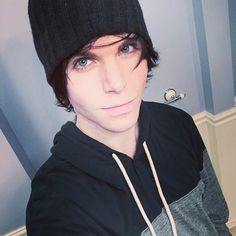 Onision. One if My favorite youtubers, because he's not afraid to speak his mind. He's not fake in front the camera and doesnt change his opinion depending on what everyone else says or whats trending like a lot of other youtubers do for the sake of getting more views or subscribers. What you see is what you get & he doesnt give an f about what you think :) ~@ATwistedGirl  #Onision #Youtube #Greg