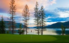 Whether you are advanced in your game or in the learning stages, our course offers a challenge for everyone. The first hole Talking Rock Golf Course begins just across the lane from the front entrance of the Lodge and completes with the last hole played along the shores of Little #Shuswap Lake.  #AboriginalBC http://aboriginalbc.com/members/quaaout-lodge-and-talking-rock-golf/