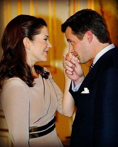 Crown Prince Frederik & Crown Princess Mary of Denmark