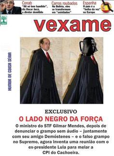 Revista Vexame e mais um exemplar...