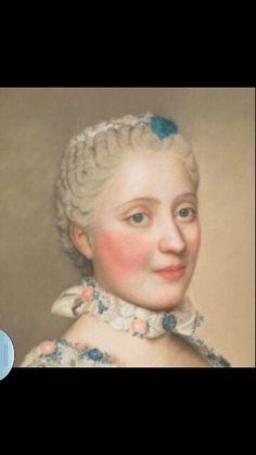 1700's hair and makeup on Pinterest   Marie Antoinette ...