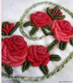 вышивка рококо для начинающих на вязаной вещи: 18 тыс изображений найдено в Яндекс.Картинках