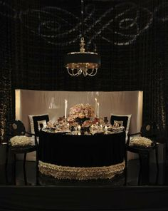 Image courtesy of Grace Ormonde Wedding Style magazine Linens by Reception Decorations, Event Decor, Table Decorations, Centerpieces, Hotel Los Angeles, Amnesia Rose, Wedding Linens, Wedding Dress, Sweetheart Table