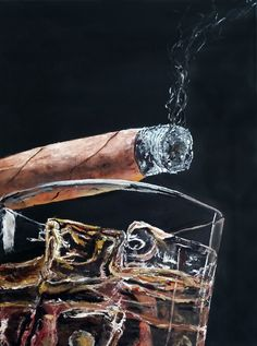 Mike Montgomery, Framed Prints, Canvas Prints, Cigar, Fine Art America, Tapestry, Drawings, Artwork, Painting