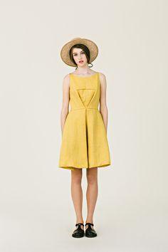 Eliza Faulkner  Liesl Dress | #garmentory