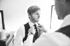 Getting ready | Half Full Photography