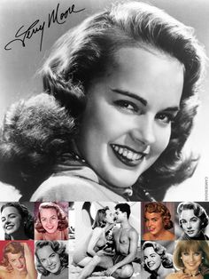 Terry Moore (born Helen Luella Koford, Jan. 7, 1929) is an American film & TV actress who starred in several box office hits, including Mighty Joe Young (1949), Come Back, Little Sheba (1952) (for which she was nominated for an Academy Award for Best Supporting Actress), & Peyton Place (1957). In the 1940s, she lived with Howard Hughes. After he died, she claimed that they secretly married. She failed to provide any evidence of a marriage, but the Hughes estate paid her a settlement in 1984.