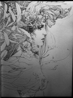 line & sketch 3 on Behance