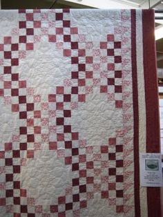 All Things Quilty: Ashe County Quilt Show: Traditional Quilts