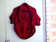 Ravelry: Medallion Shrug pattern by Vanessa Ewing
