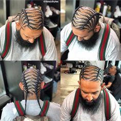 Check out these braid styles for men including cornrows, box braids, zig zag braids, 2 braids and braided dreadlocks. Braids For Boys, Braids For Black Hair, Cornrows For Boys, Braided Dreadlocks, Locs, Braid Designs For Men, Cornrows Men, Braid Styles For Men, Cornrow Hairstyles For Men