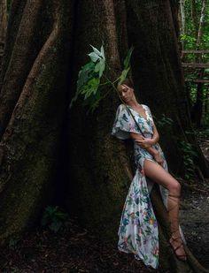 nice Nathalie Edenburg estrela campanha da Dona Florinda Verão 2016 clicada por Zee Nunes  [Brasil]