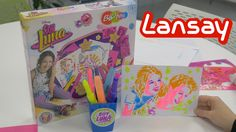 Blopens Soy Luna : Mes créations stickers !
