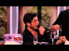Il Volo en Kris Jenner Show,  Published Jul 16, 2013.  They are getting better and better at the performing bit.  Too sexy, wow!!!!  4.45 minutes.