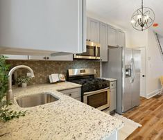 Castle Grey Shaker is one of our most popular styles. If Grey isn't for you, that's alright! KitchenSearch has more than 100 DOOR OPTIONS!  Let us help you today, track down your perfect style!