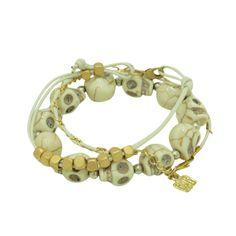 Lost World Skulls Bracelet