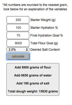 JeffWillette, a reader for this blog,just sent me a link to a new calculator he's put online and asked me to share it with my readers. The online calculator lets you input a few details, su…