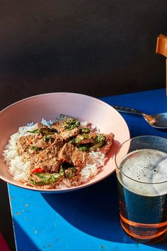 Spicy Beef Stir-Fry With Basil Recipe - NYT Cooking