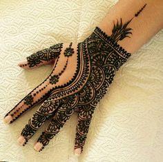 Eid henna design